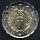 2 Euro Commemorative of Belgium 2012