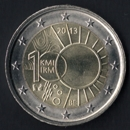 2 Euro Commemorative of Belgium 2013