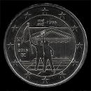 2-Euro-Gedenkmünzen Belgien 2018
