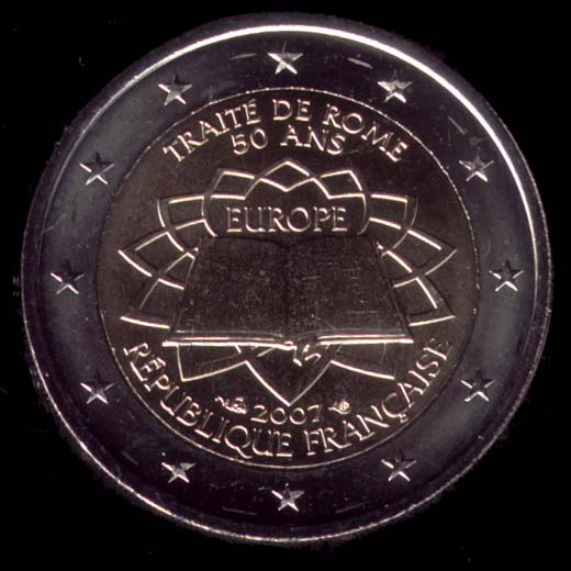 Französische Euromünzen