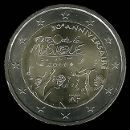 2 euro commemorative Francia 2011