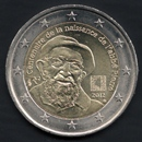 2 euro commemorative Francia 2012