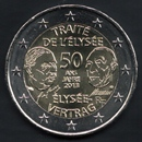 2 euro commemorative Francia 2013