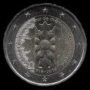 2 Euro Commemorative of France 2018