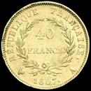 Wert Französischer Münzen