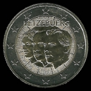 2 Euro Commemorative of Luxembourg 2011