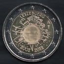 2 euro commémoratives Luxembourg 2012