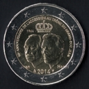 2 Euro Commemorative of Luxembourg 2014