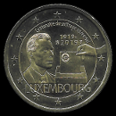2 euro Luxembourg 2019