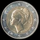 Moedas de euro de Mónaco 2007