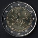 2 euro Monaco 2013