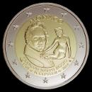 2-Euro-Gedenkmünzen Monaco 2018